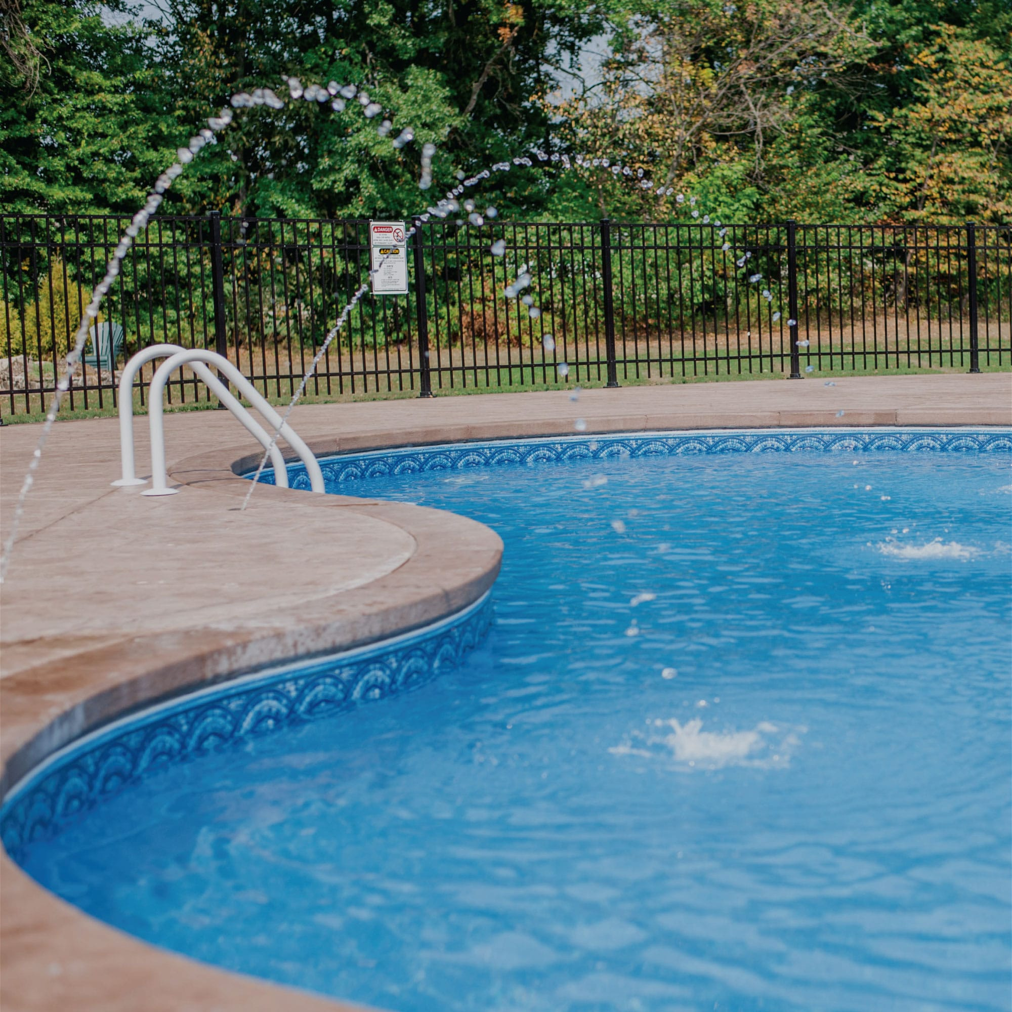 Inground Gold Pool Opening Litehouse Pools And Spas